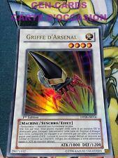 Griffe d/'Arsenal LC5D-FR034 secrète française //french armory arm Carte Yu-Gi-Oh