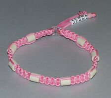 EM Keramik Halsband - nat. Zeckenschutz Hundehalsband gegen Zecken mit Name