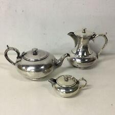 James Dixon & Sons Silver Plated EPNS Tea Service #550