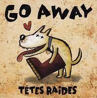 Têtes Raides CD Single Go Away - Promo - France (EX+/M)