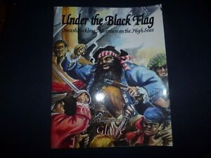 Under the Black Flag: Swashbuckling Action on the High Seas ex display