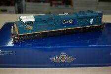 Athearn Genesis HO SD70ACe Progressive Rail #4834 (C&O Patch) DC
