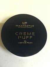 MAX Factor Creme Puff Polvere Pressata, Shade 53 Allettante Touch