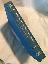 David Magarshack THE BEST SHORT STORIES OF DOSTOEVSKY Modern Library Edition
