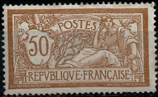 TIMBRE FRANCE Type ''  MERSON '' NEUF** ! n°120 COTE 500€