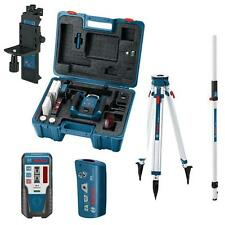 Bosch Rotationslaser GRL 300 HV +LR1+RC1+WM4+BT170HD+GR