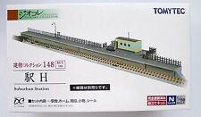Tomytec N Scale 266044 Building Collection 148 Suburban Station H