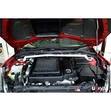 Mazda 3 MPS MZR 2.3T (2010) Ultra Racing Front Strut Stabiliser Bar 2 Points