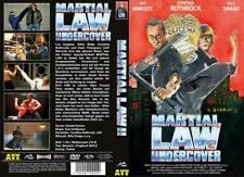 Martial Law 2: Undercover (1991) - Cynthia Rothrock - Hardbox -