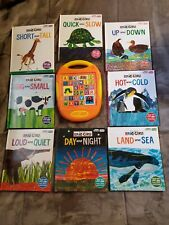 Eric Carle My First Smart Pad Library with 8 books. (2013)