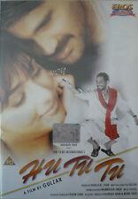 HU TU TU - BOLLYWOOD DVD - NANA PATEKAR & SUNIL SHETTY- Eros Bollywood movie dvd
