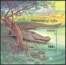 Tanzanian Reptile & Amphibian Postal Stamps