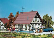 Faller 130221 H0 Einfamilienhaus mit Fachwerk #NEU in OVP##