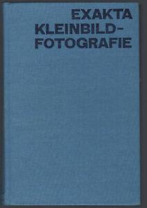 Buch Exakta Kleinbild-Fotografie