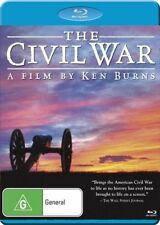 A Civil War, The - Film By Ken Burns (Blu-ray, 2017, 6-Disc Set)