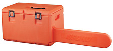 Chainsaw Case 24 In. Carry Storage Secure Chest Durable Rust Protection Echo New