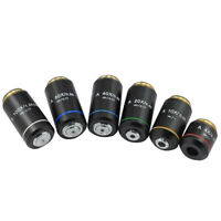 Infinity Achromatic Objective Lens 4X-100X For Olympus Biological Microscope