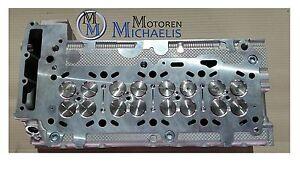 Zylinderkopf Ventile passend für Iveco Daily 3,0 TD F1CE3481 Euro 5 Einfachturbo