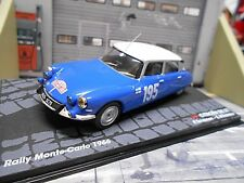 CITROEN DS 21 DS21 Rallye Monte Carlo 1966 Winner #195 Toivonen IXO Al SP 1:43