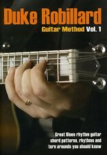 Duke Robillard: Guitar Method, Vol. 1 (DVD Used Very Good)