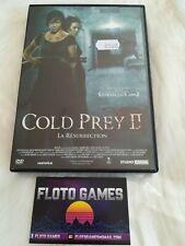 DVD ZONE 2 FR : Cold Prey 2 La Résurrection - Horreur - Floto Games
