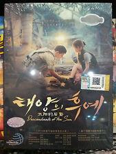 Korean Drama DVD: Descendants of The Sun (16 Eps+3 Special)_Eng Sub_R0_FREE SHIP