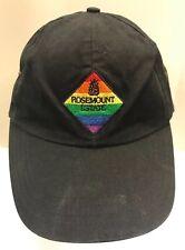 Rosemount Estate Australian Wine Baseball Cap Hat Black Men OS Port & Company