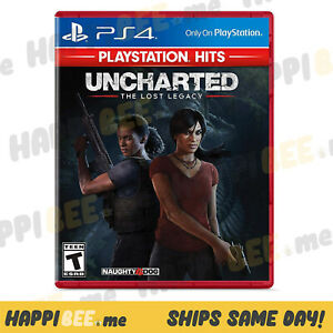UNCHARTED: THE LOST LEGACY (PS4 / PlayStation 4)🍯Sony (ACTION - VIDEO GAME)[NEW