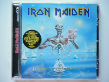Iron Maiden cd album Seventh Son of a Seventh Son
