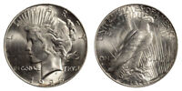 1926-S Peace Dollar Brilliant Uncirculated - BU