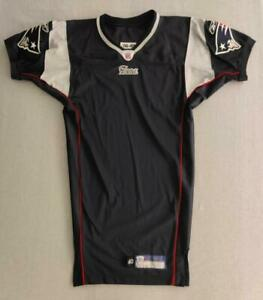 New England Patriots 2006 Reebok Blank Pro-Cut Game Issue Home Jersey Size 40