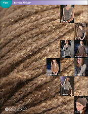 Berroco Flicker Knitting Book # 311 Fall Winter 2011 Eight Patterns for Women