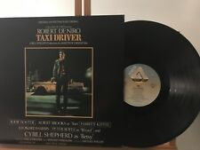 BERNARD HERRMANN TAXI DRIVER ORGI SOUND TRACK ARISTA 18RS-13 JAPAN 1976 NM/NM