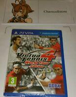 Virtua Tennis 4 PSV New Sealed UK PAL Game Sony PlayStation Vita PS Vita