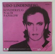 """7"""" Single - Udo Lindenberg - Sonderzug Nach Pankow - s819 - washed & cleaned"""