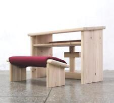 Prayer Chair Kneeling Stool Wooden Cross Table Kneeler Praying Bench prie dieu