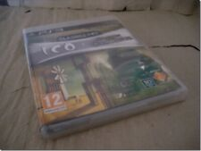 ICO & SHADOW OF THE COLOSSUS ps3 UK RELEASE NEW FACTORY SEALED with TEARSTRIP