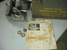 """Rockwell Porter-Cable 368 8-1/4"""" Circular Saw"""