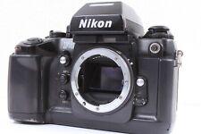 """EXCELLENT"" NIKON F4 35mm SLR Film Camera Body + DP-20 From Japan"
