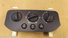 New Genuine Renault Clio II Heater Control Unit Front    7701047549   R52