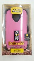 NEW OtterBox Defender Series Case and Holster / Clip for Moto Z Force Droid Pink
