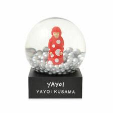 Yayoi Kusama Snow Globe YAYOI Figure Moma Design Store Limited from Japan F/S