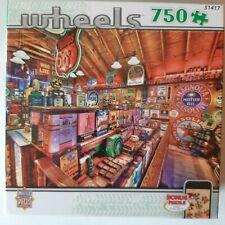 750 PC WHEELS SERIES-VINTAGE PICKERS Used Done Once