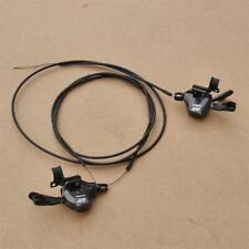 especializada I-Spec 2 palanca con funda-nuevo Shimano Deore XT sl-m8000 set 2//3x11x