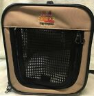 Portable Soft Collapsible Dog Crate for Indoor/Outdoor Canine Camper Travel