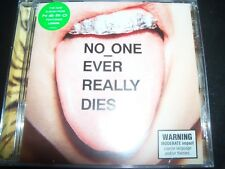 N.E.R.D / NERD NO_ONE EVER REALLY DIES (Australia) CD – New