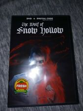 The Wolf Of Snow Hollow Dvd