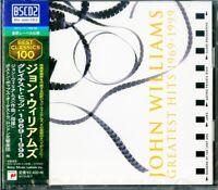 JOHN WILLIAMS-GREATEST HITS-JAPAN 2 BLU-SPEC CD2 F30
