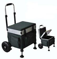 Bison trolley seat box