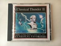 CD - CLASSICAL THUNDER 2 - TIME LIFE LIBRARY  - Clean Used - GUARANTEED